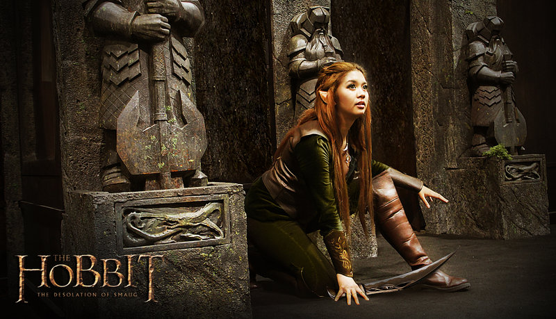 Hobbit Tauriel Wallpaper Tauriel The Hobbit by 800x459
