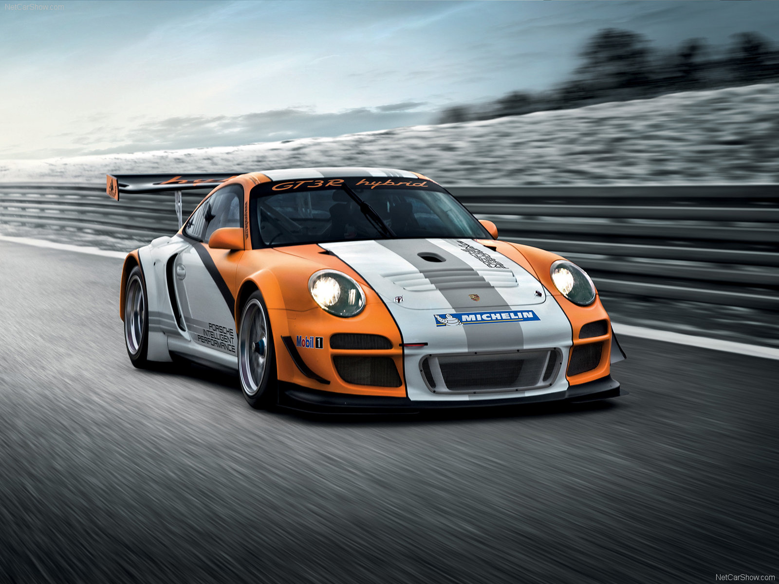 PORSCHE 911 GT3 R HYBRID WALLPAPER Car Wallpaper 4U 1600x1200