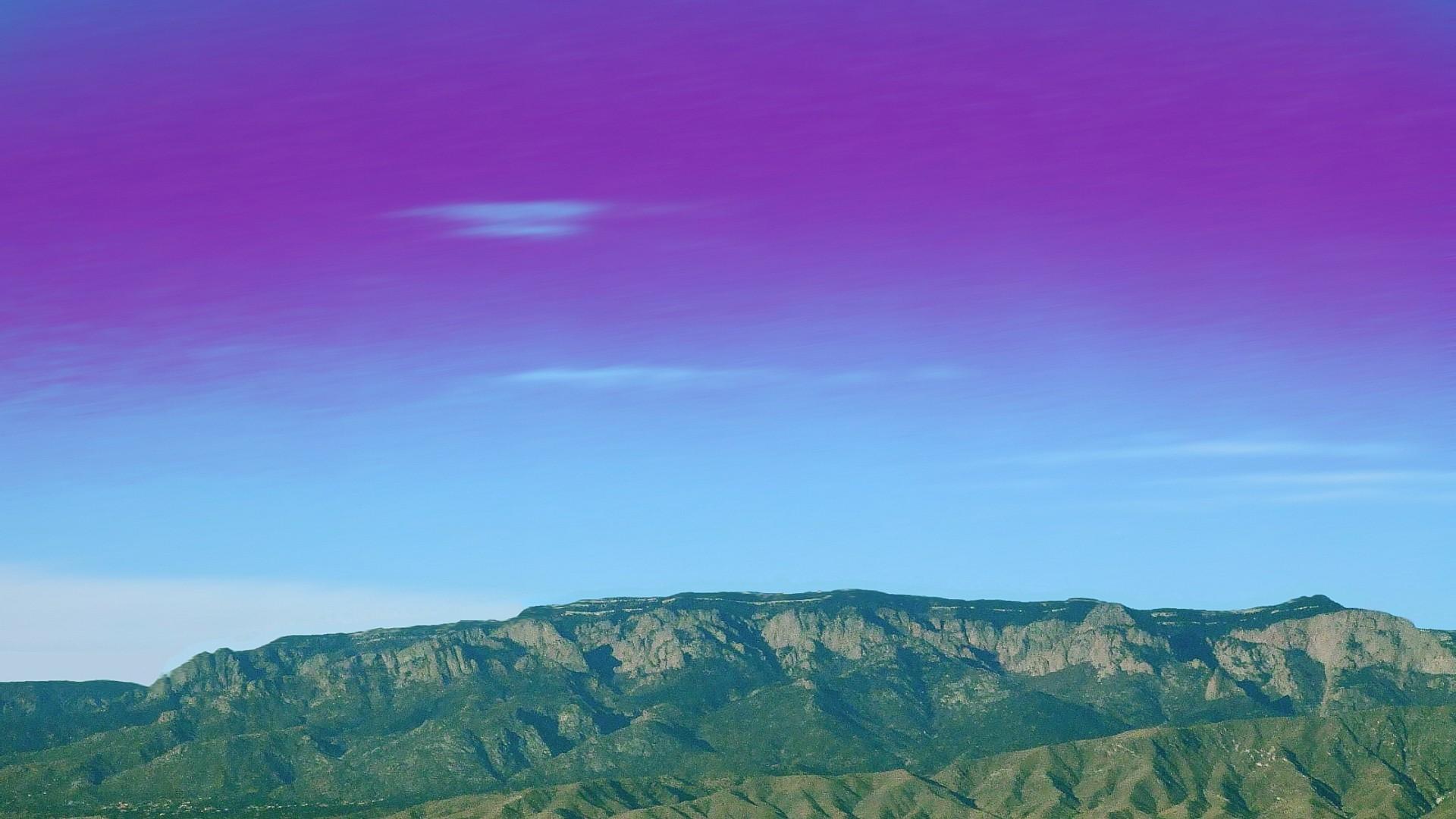 Sandia Mountains New Mexico wallpaper 12410 1920x1080
