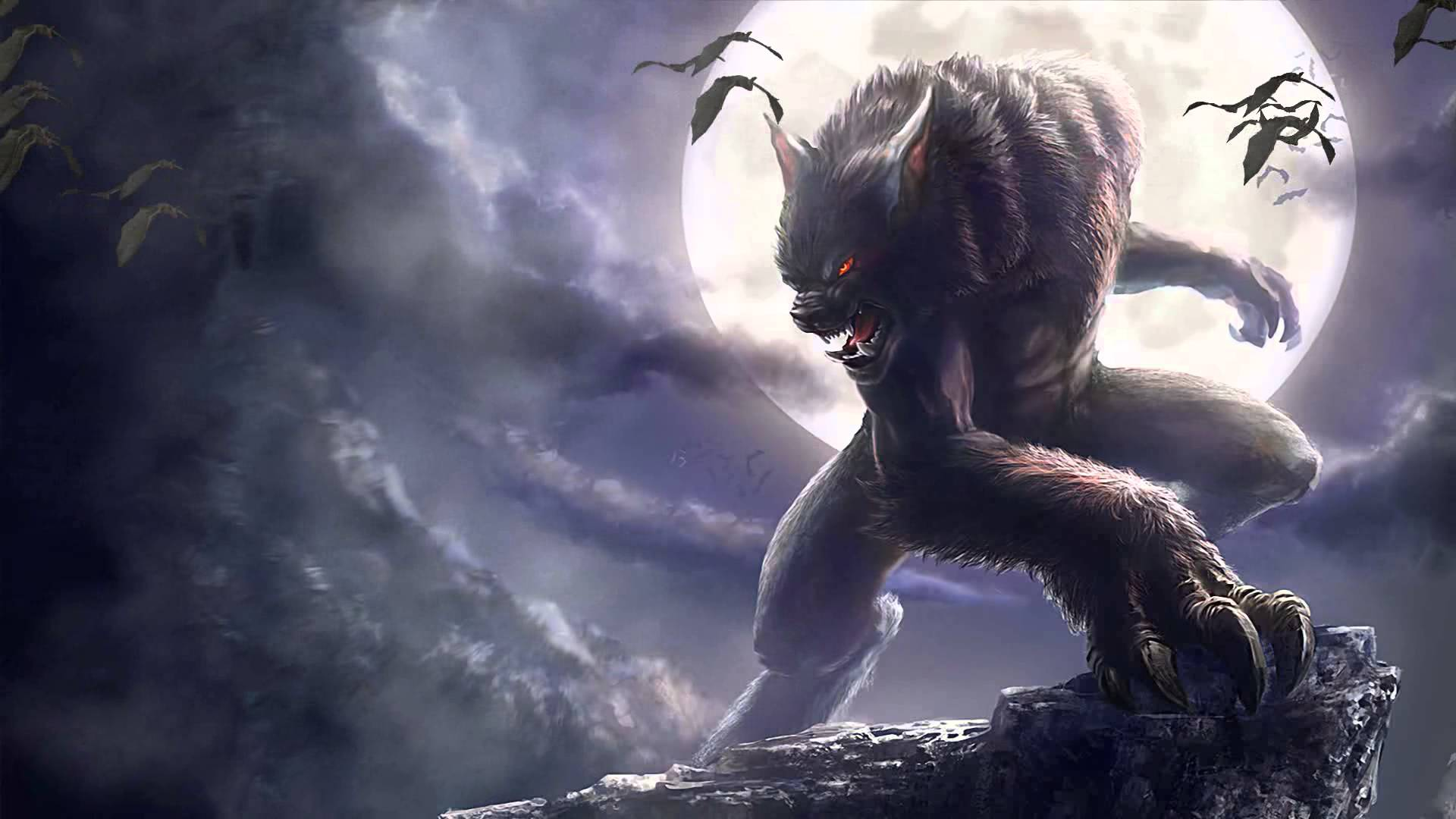 Skyrim werewolf wallpaper hd - photo#12