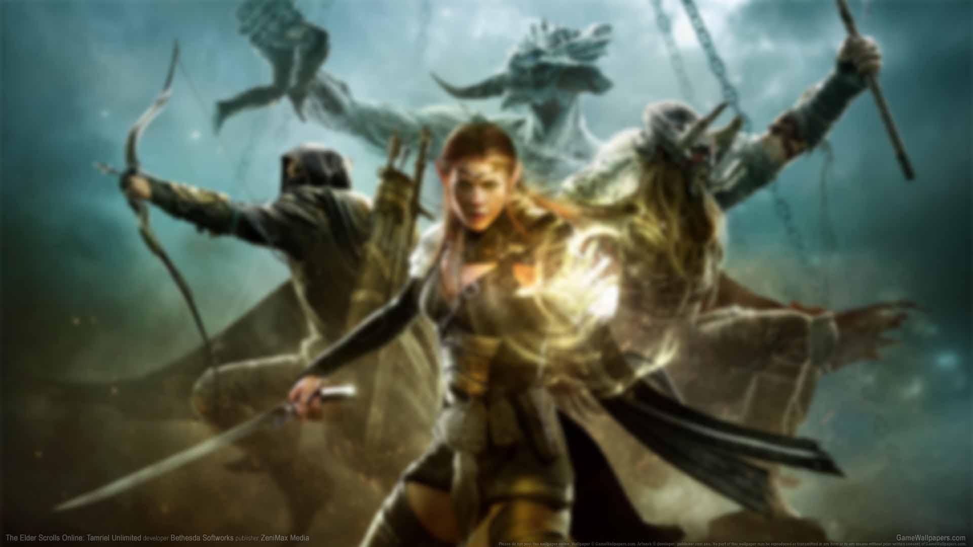 Download The Elder Scrolls Online Tamriel Unlimited