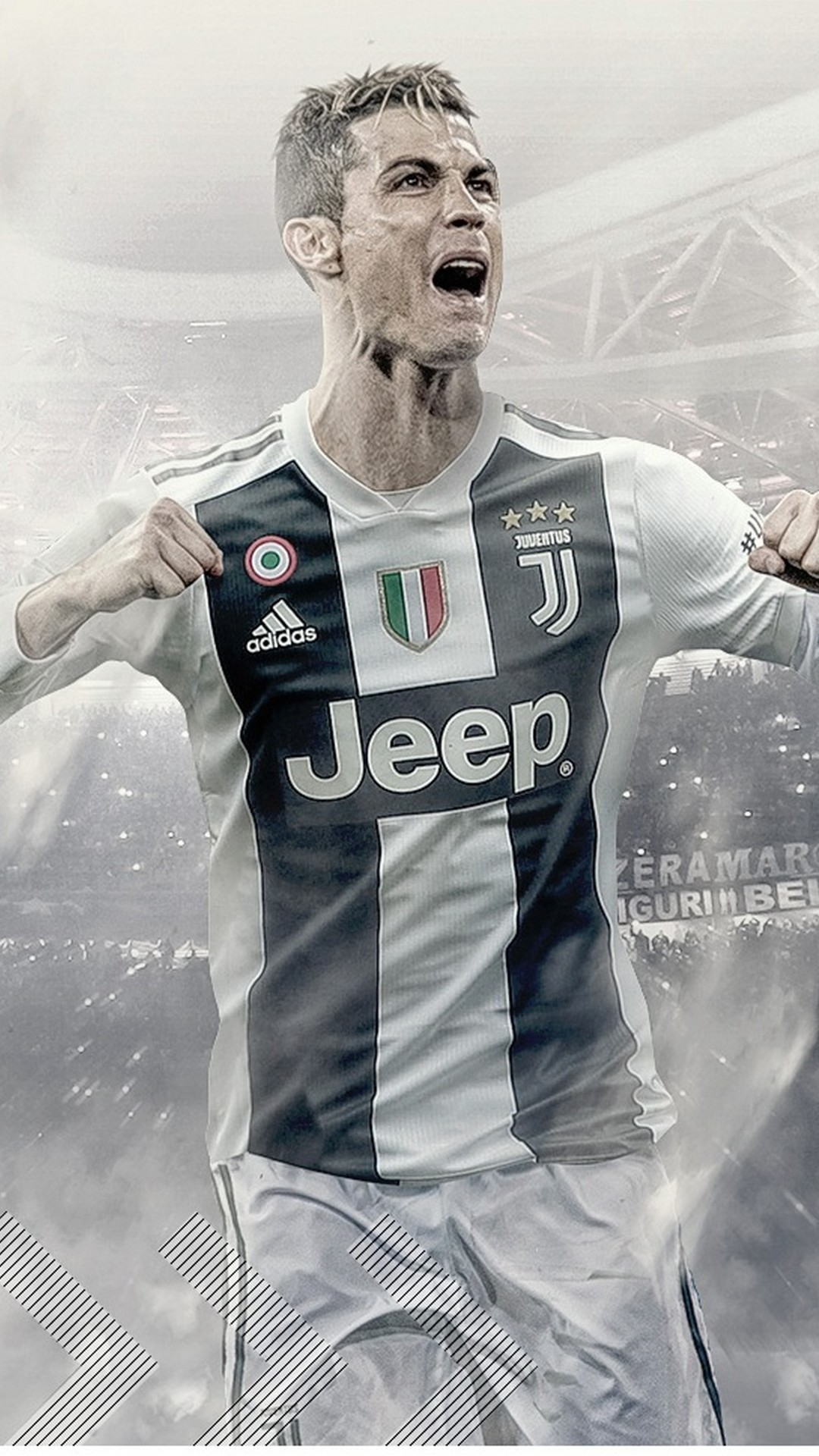 Wallpaper Android Cristiano Ronaldo Juventus   2020 Android Wallpapers 1080x1920