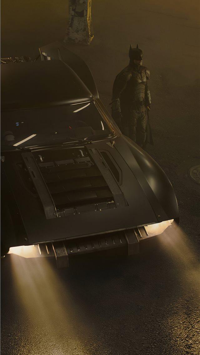 Best Batman iPhone Wallpapers HD [2020]   iLikeWallpaper 640x1136