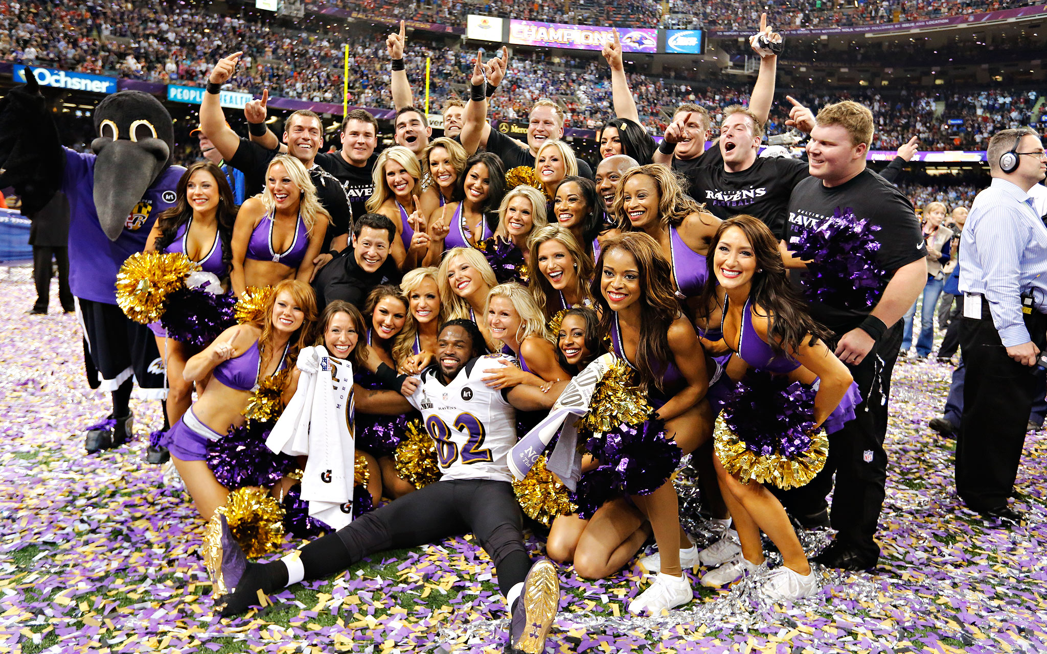 Something To Cheer About   SUPER BOWL XLVII GALLERY   ESPN 2048x1280