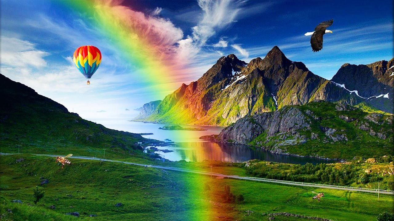 Free Rainbow Live Wallpaper Android Apps On Google