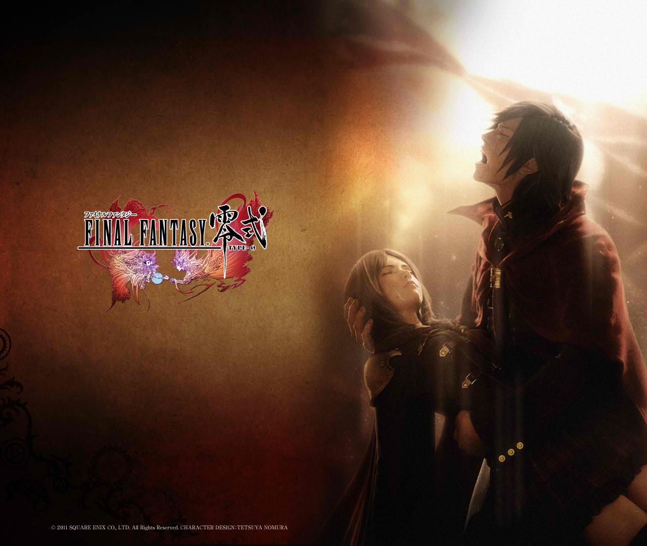 Hd Final Fantasy Wallpaper: Final Fantasy Live Wallpaper