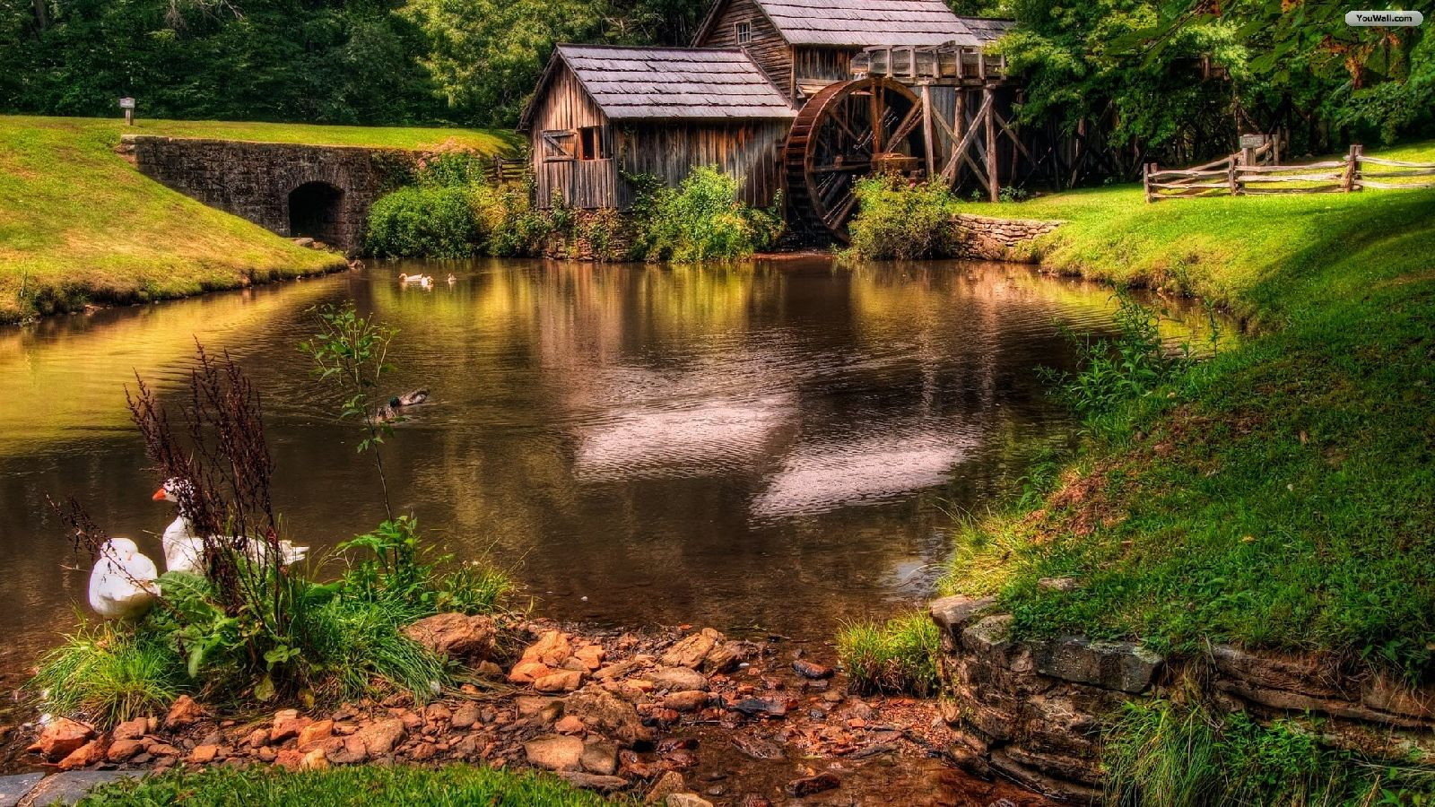 Cottage Wallpaper   wallpaperwallpapersfree wallpaperphotodesktop 1600x900