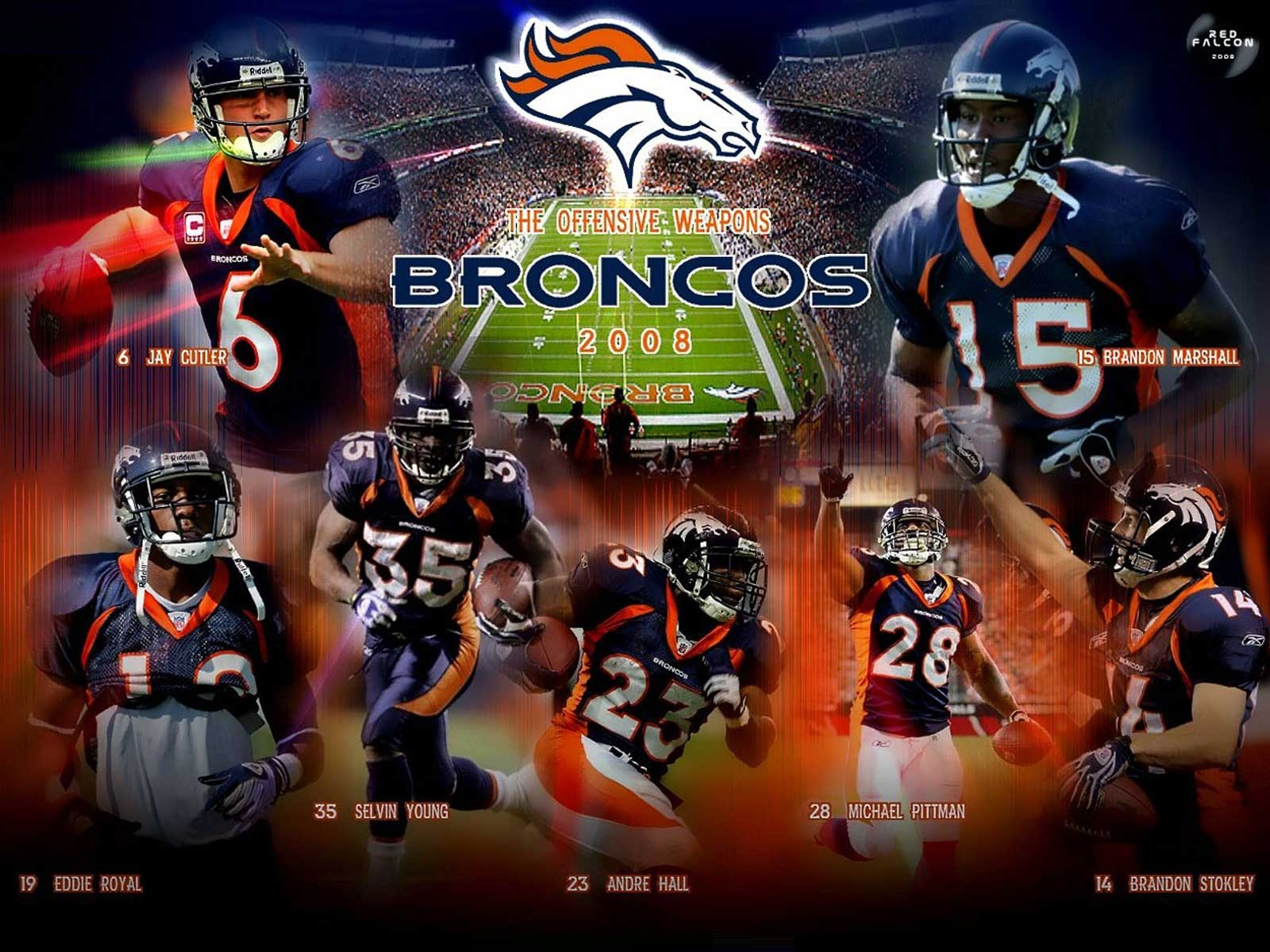 Denver Broncos Wallpaper 2016 Wallpapersafari