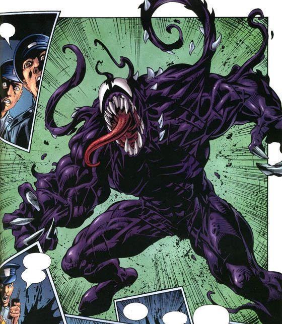 Ultimate Venom Wallpaper In the ultimate marvel 560x644