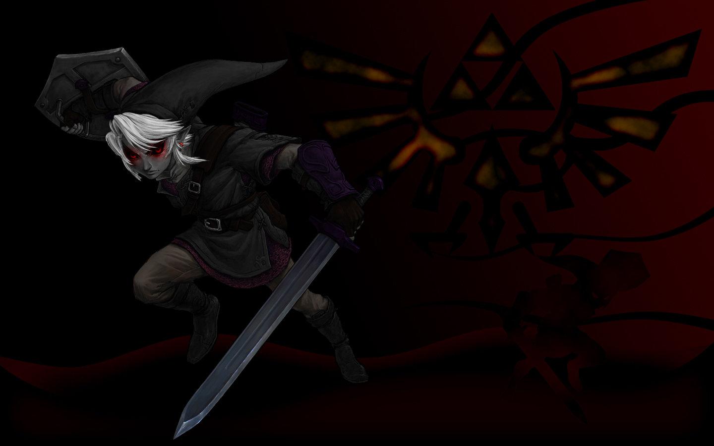Dark Link Wallpaper by krsiepl 1440x900