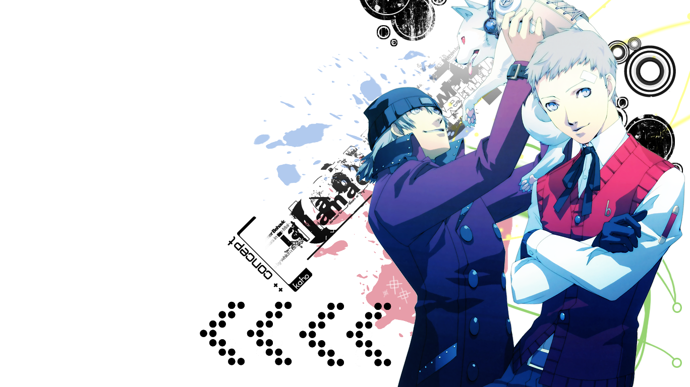 Persona3 Wallpaper 4k Thanatos: Persona 3 Portable Wallpaper