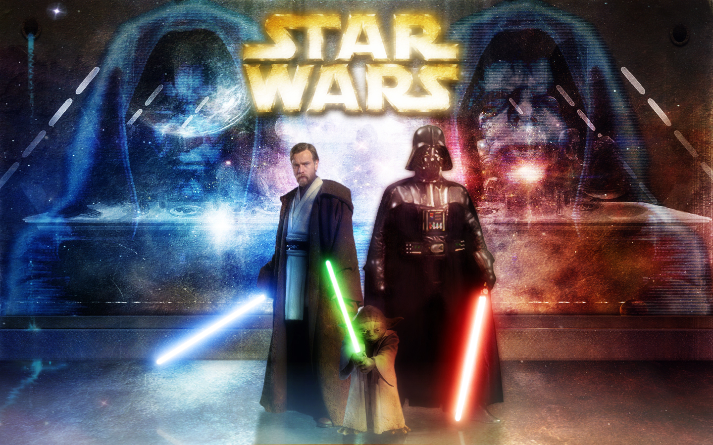 Star Wars Wallpaper Set 9 Awesome Wallpapers 1440x900