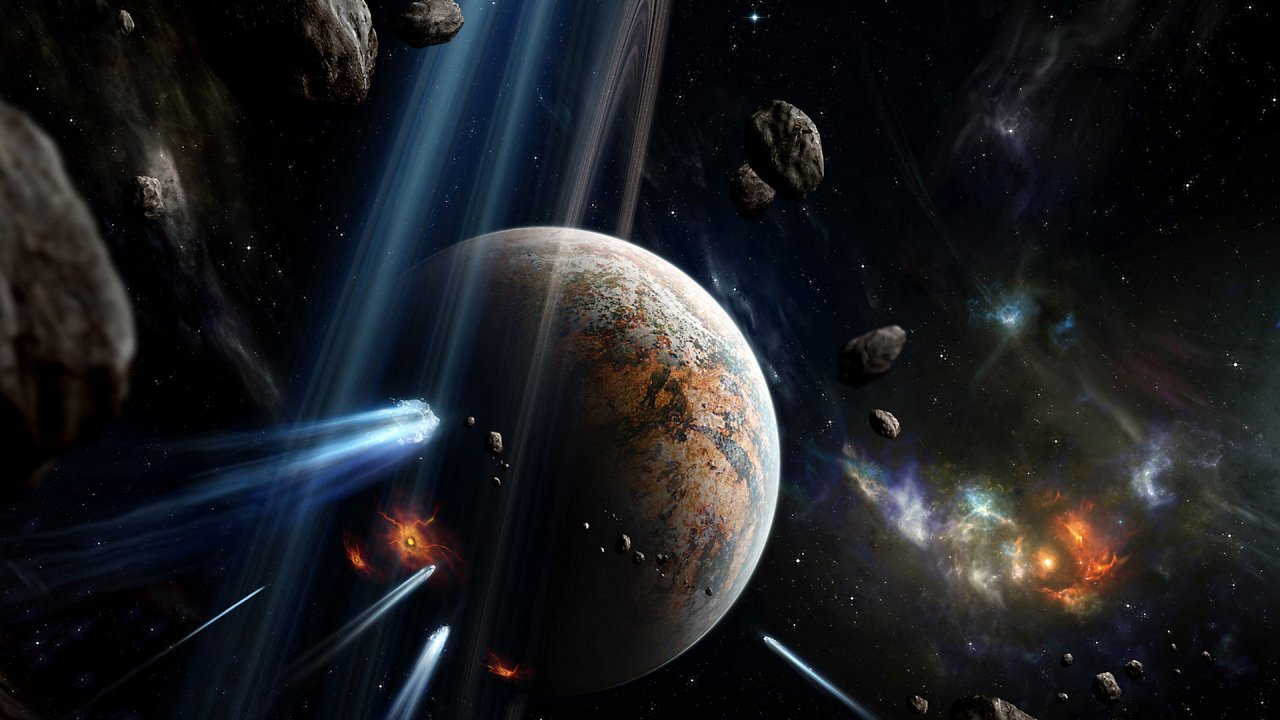 Deep Space Wallpapers 1280x720