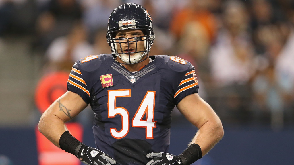 Brian Urlacher Calls Devin Hesters Exit Frustrating Says Bears 1024x576