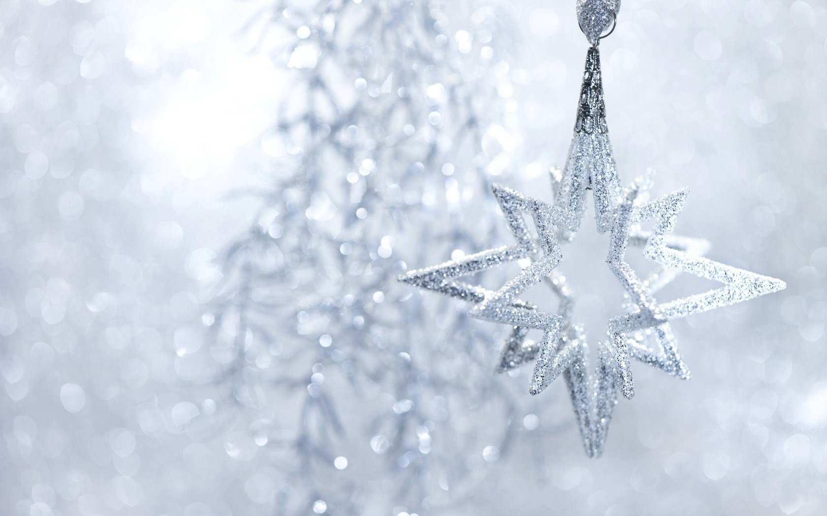 15 white glitter backgrounds wallpapers freecreatives 1680x1050