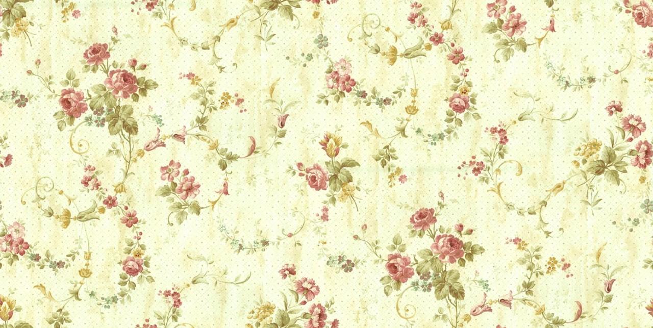 Background Floral Vintage Tumblr