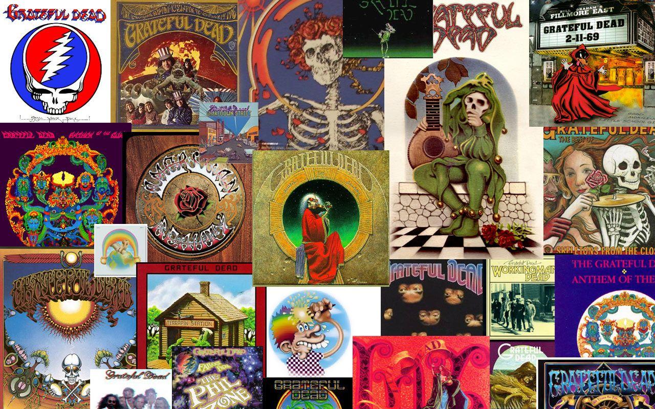 Free Grateful Dead Wallpaper Wallpapersafari