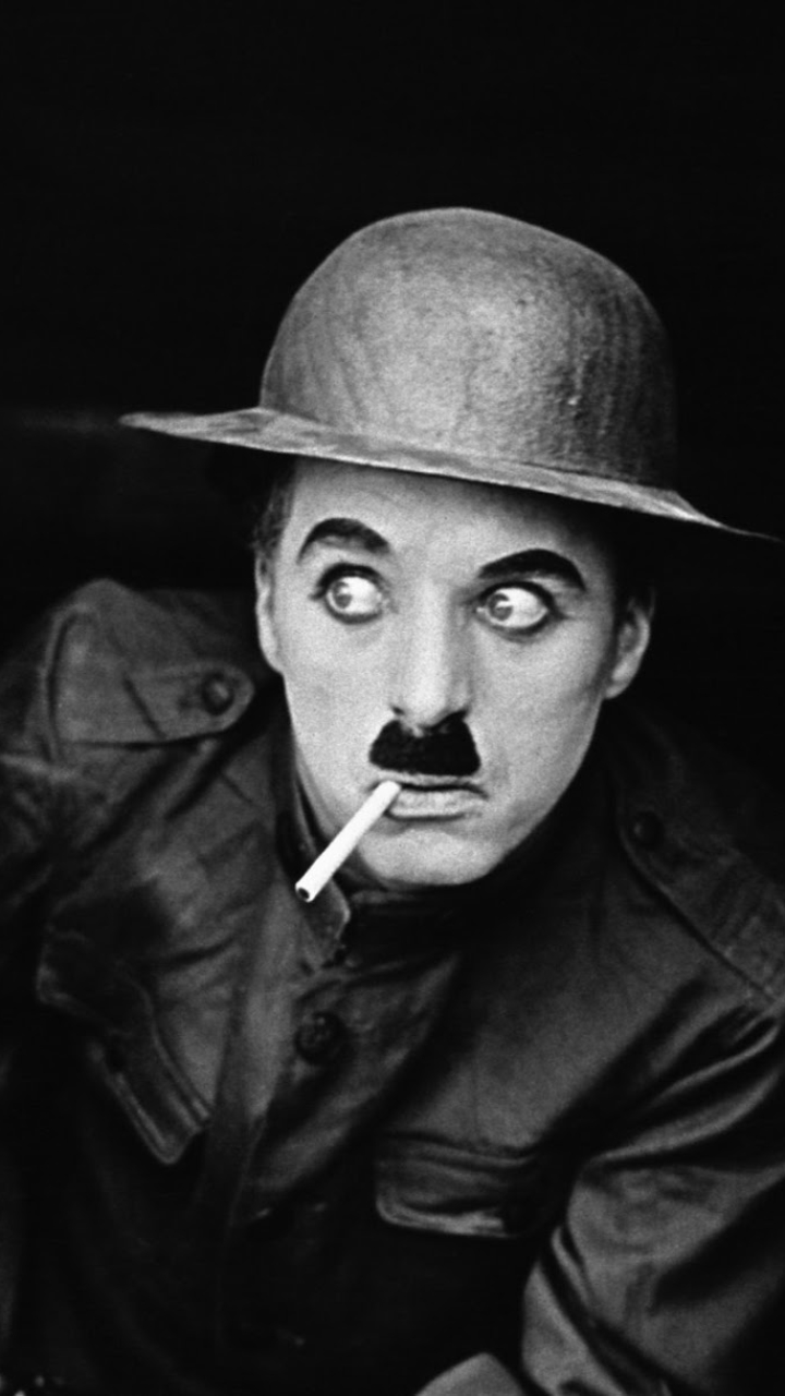 CelebrityCharlie Chaplin 720x1280 Wallpaper ID 633431   Mobile 720x1280