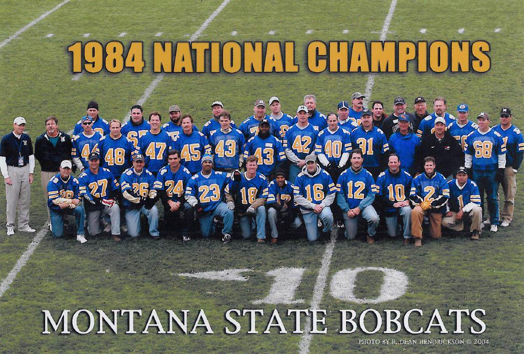 Montana State UniversityWe were goodfor one year30 years ago 1024x693