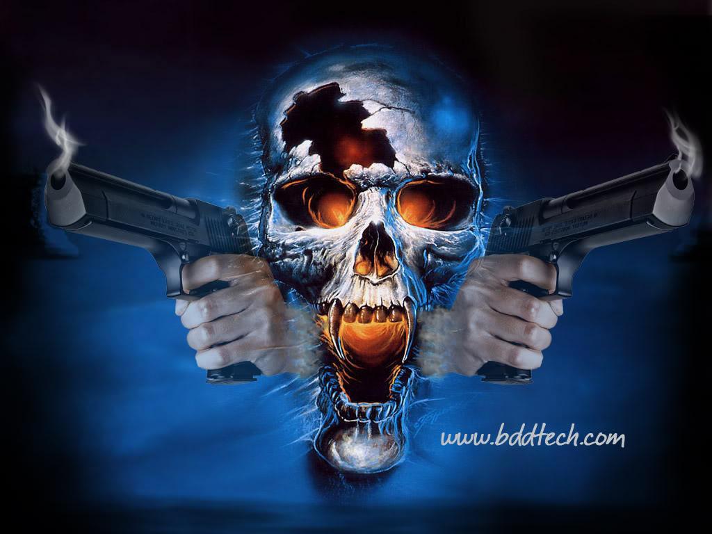 DREAM GUNS WALLPAPER 1024x768