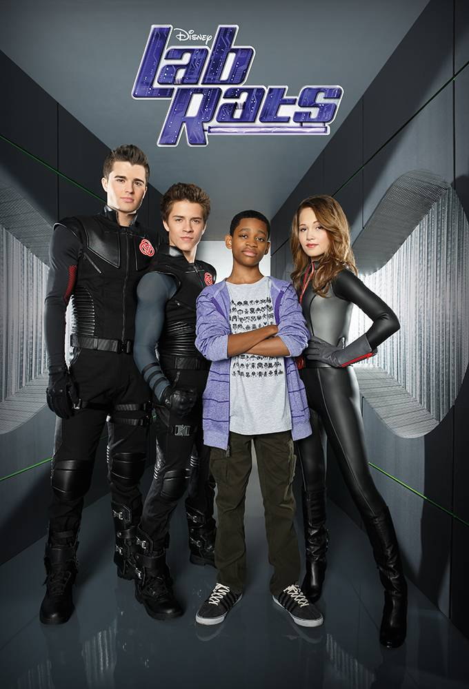 Lab Rats Poster   Lab Rats Picture 680x1000