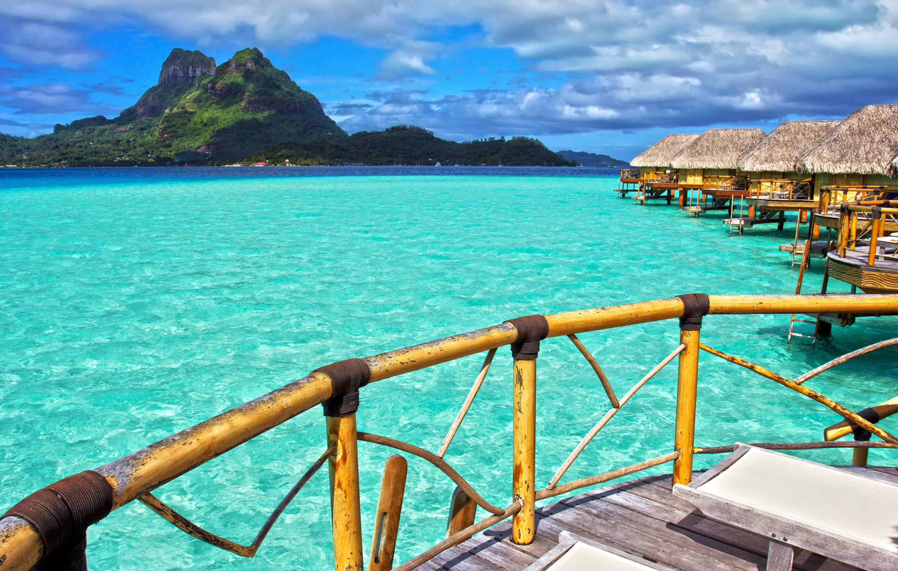Bora bora step into paradise   160964   High Quality and Resolution 3000x1907