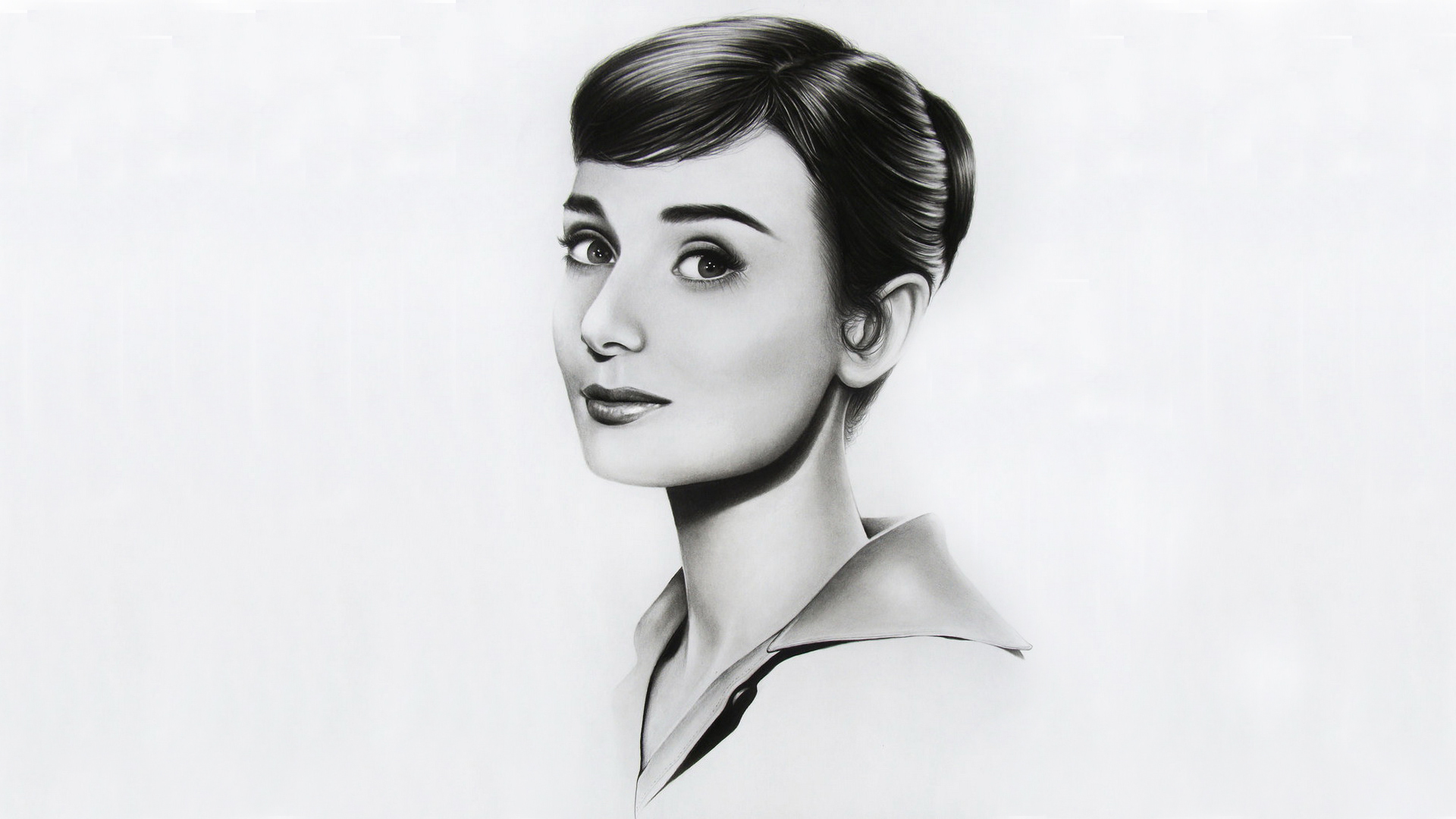 Audrey Hepburn Desktop Background   Wallpaper High Definition High 1920x1080