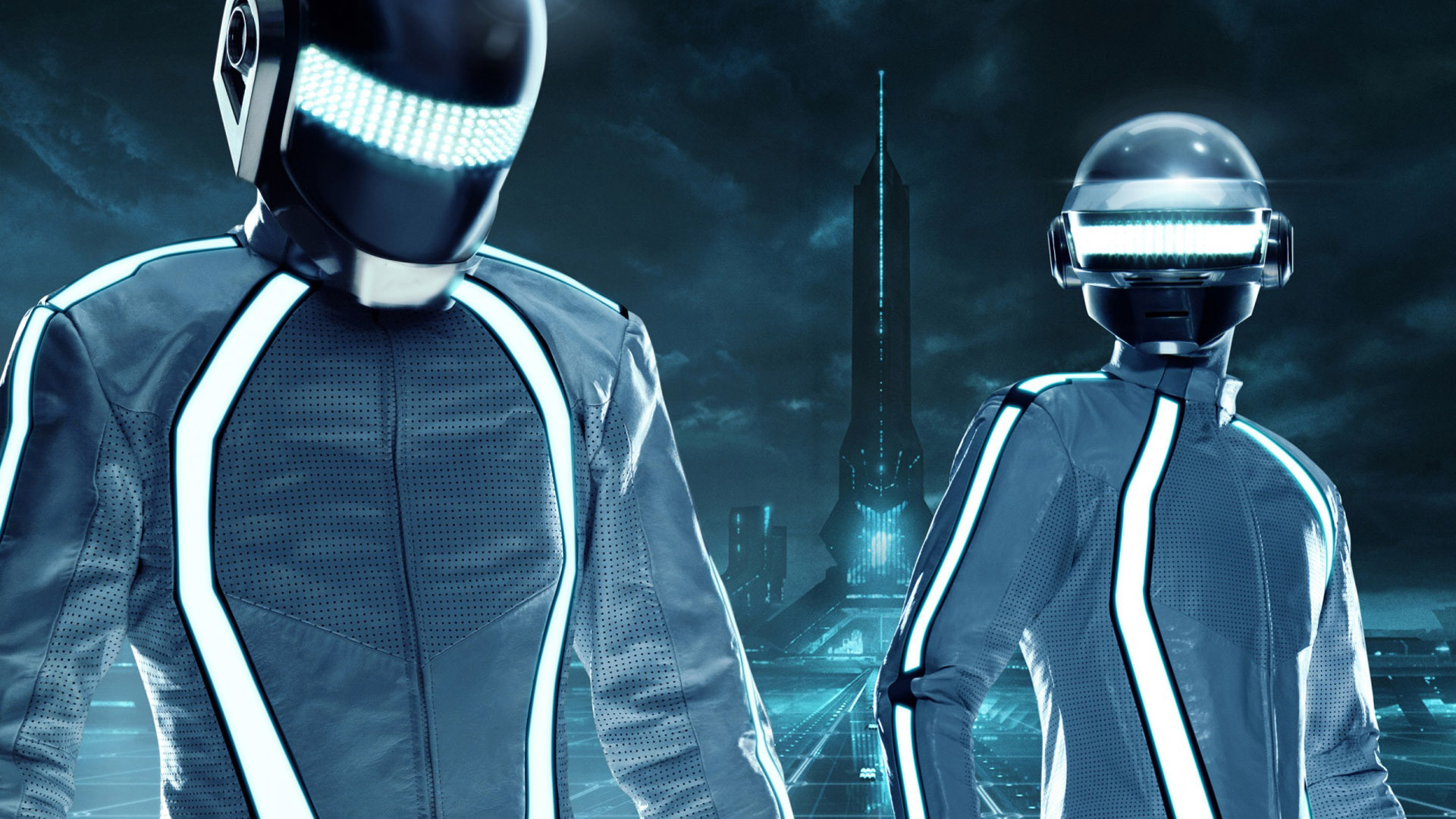 48+ Daft Punk Wallpaper 1366x768 on WallpaperSafari
