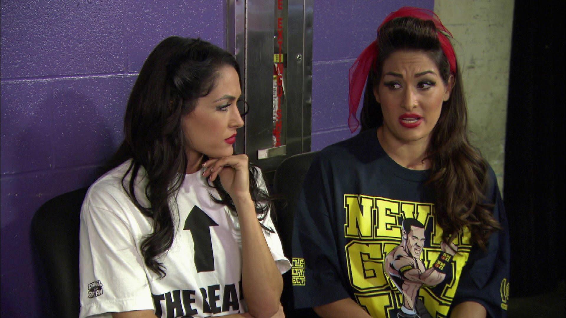 WWE Total Divas Highlights   111013 1920x1080