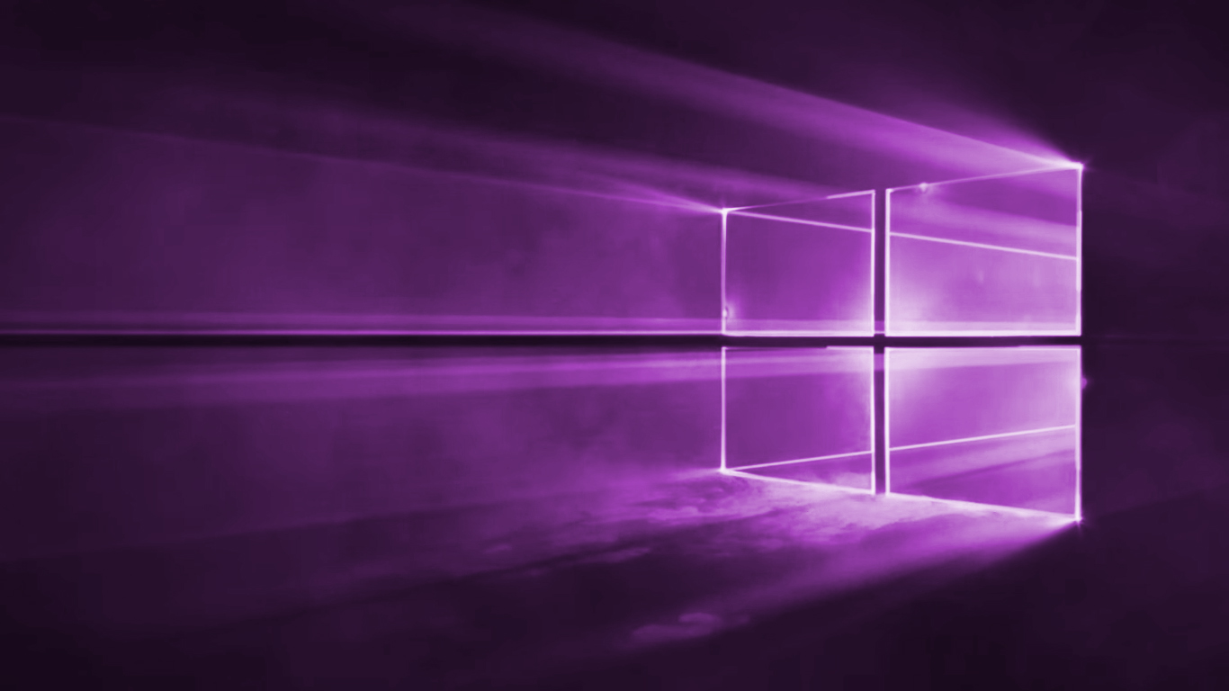 Windows 10 New Hero Desktop Official Wallpaper by armend07 on 1366x768