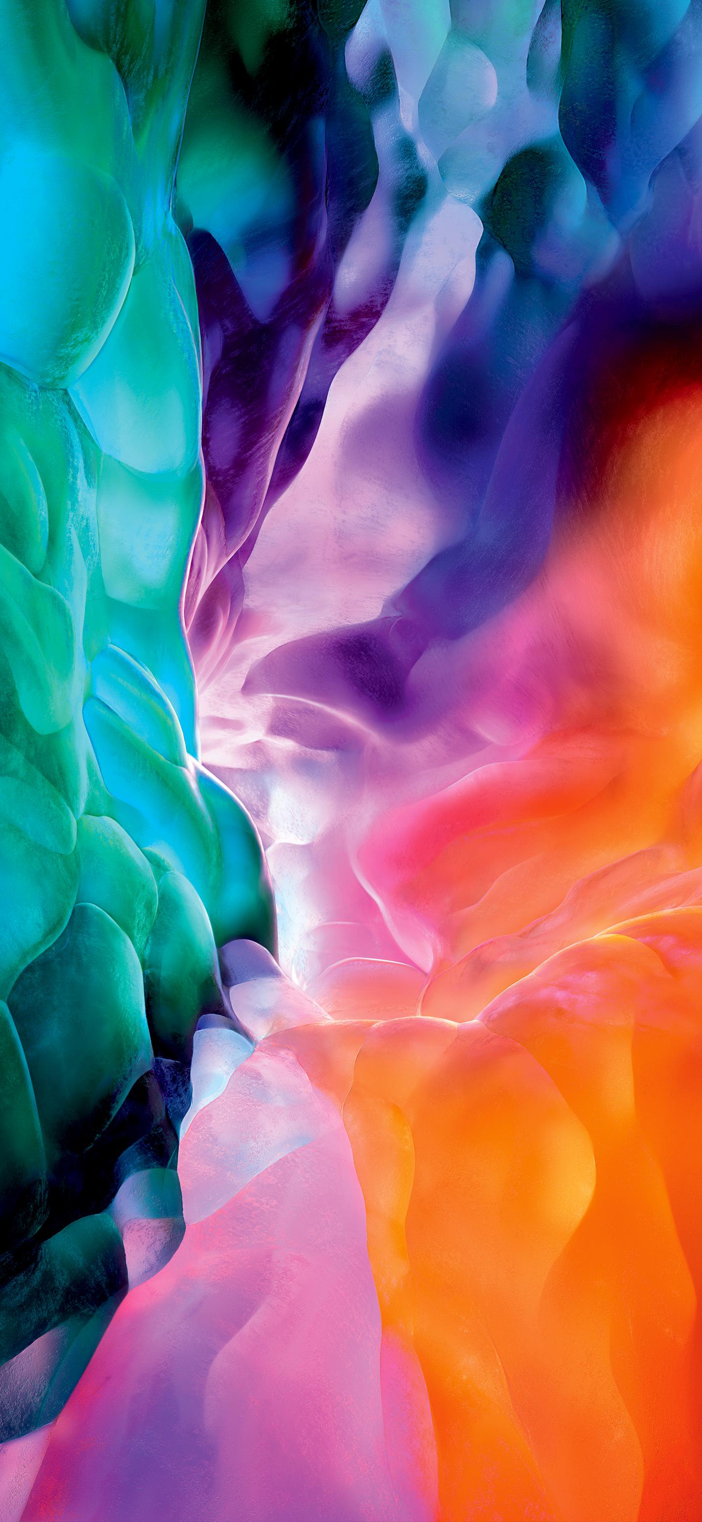 iPad Pro Wallpaper YTECHB Exclusive in 2020 Ipad pro wallpaper 1436x3113