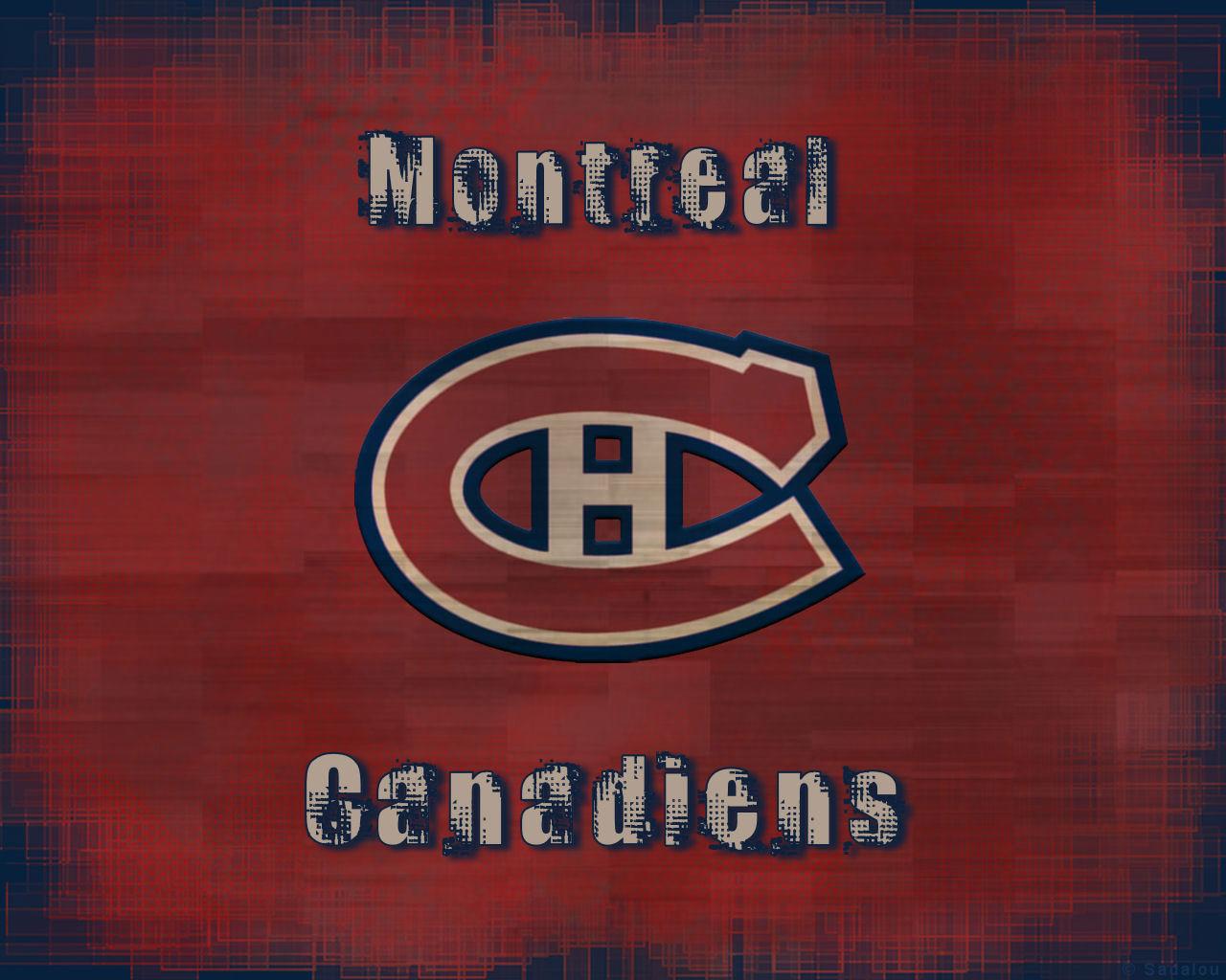 Montreal Canadiens Logo Wallpaper Montreal Canadiens Wallpaper 1280x1024