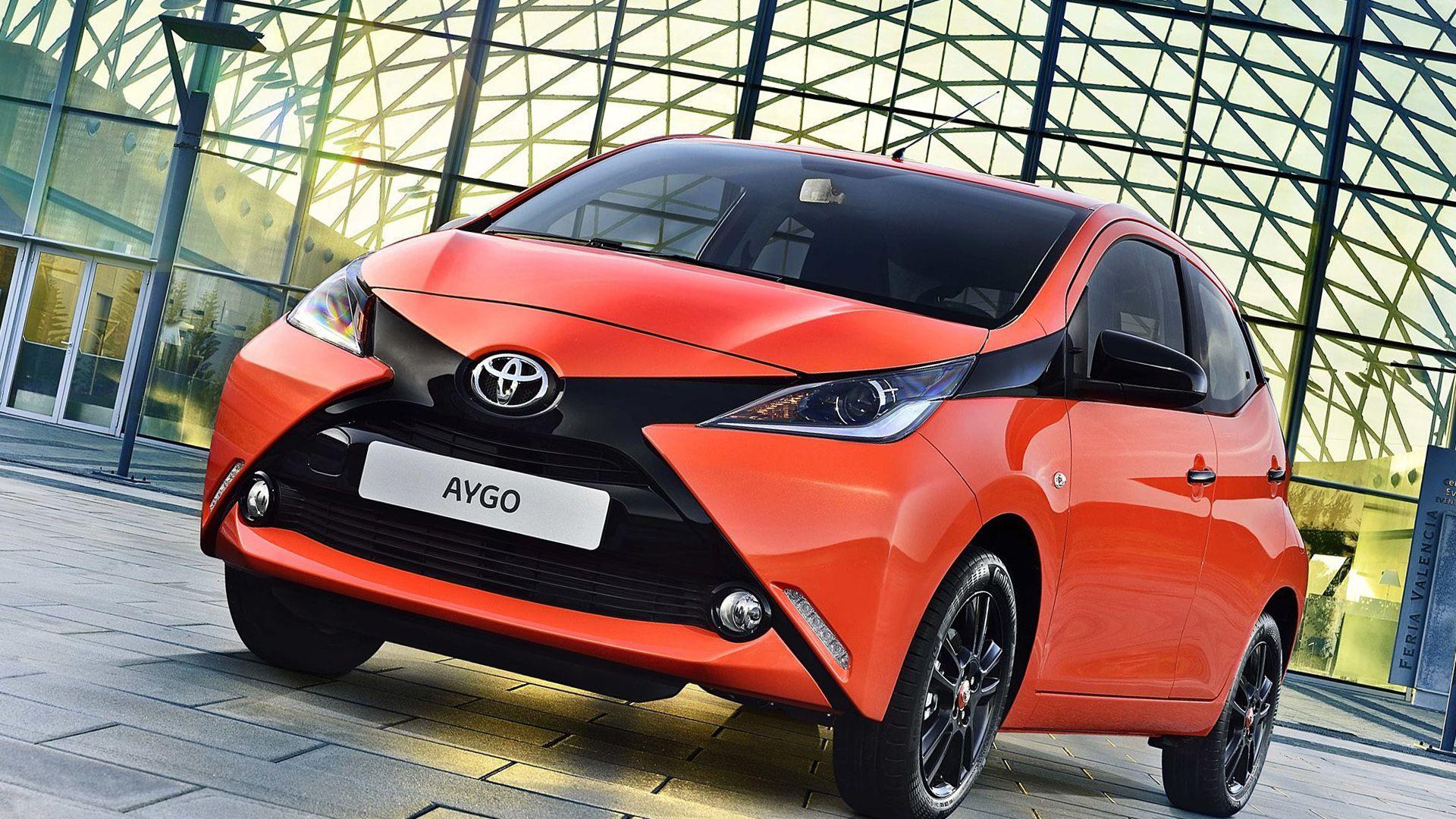 New 2019 Toyota Aygo Wallpaper HD Desktop Toyota car prices list 1920x1080
