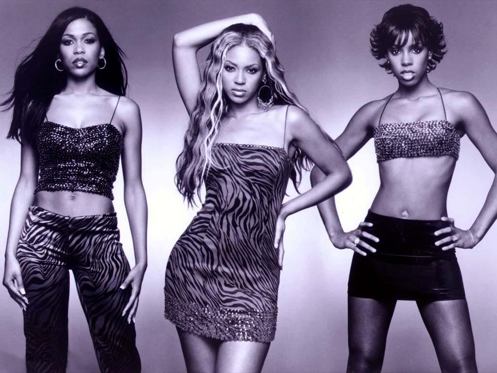 Desktop Wallpaper Celebrities Music Destinys Child   Say My Name 1024x768