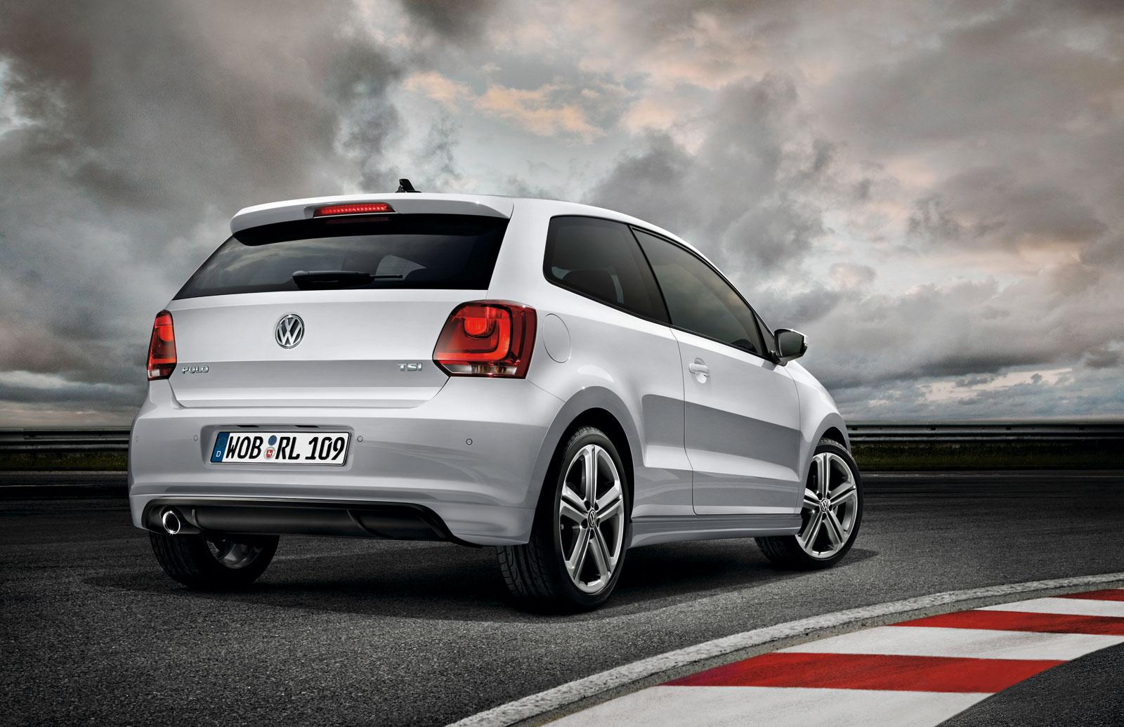 Sport Cars Volkswagen Polo TSI R Line hd Wallpapers 2012 1600x1035
