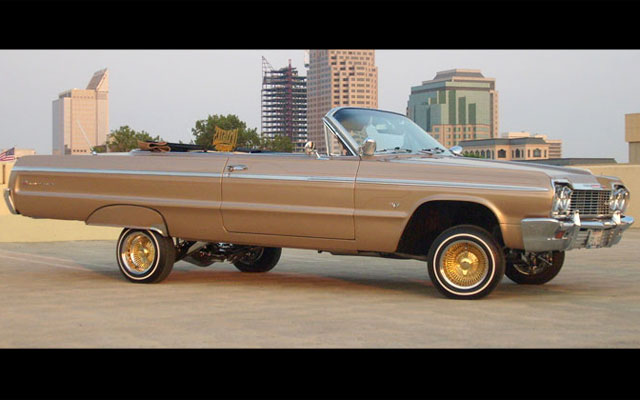 1964 Impala Lowrider Wallpaper Wallpapersafari