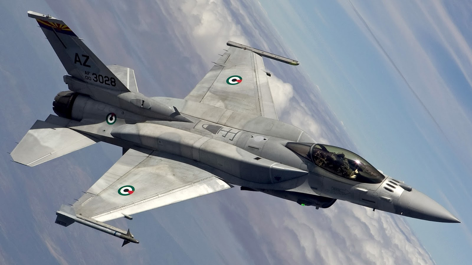 Asian Wallpapers F 16 Aircraft Wallpapers 1600x900