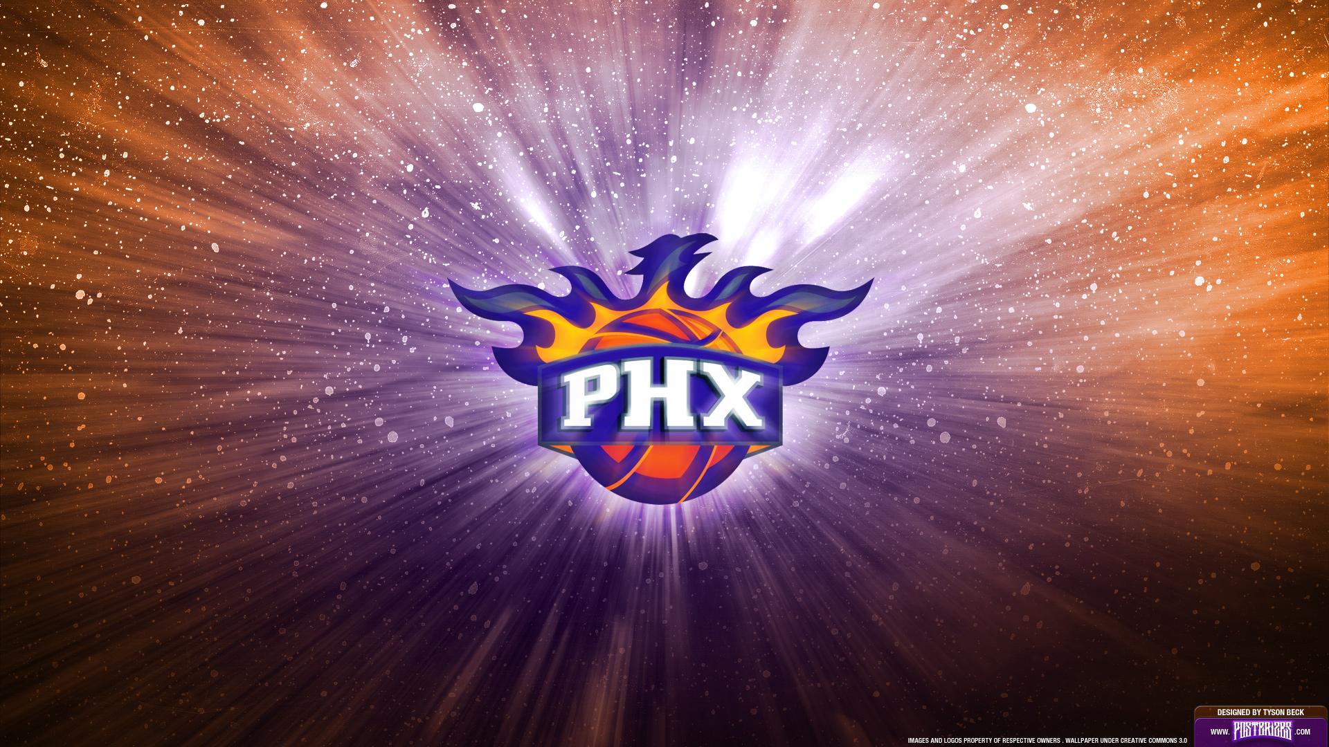 phoenix suns logo wallpaper posterizes nba wallpapers basketball 1920x1080