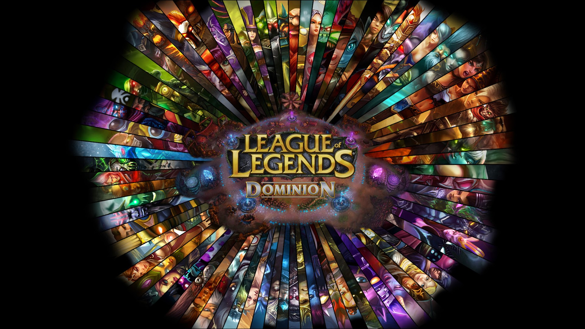 League of legends wallpaper pack - League Of Legends Dominion Hd Wallpaper Lol Champion 1920x1080 3w