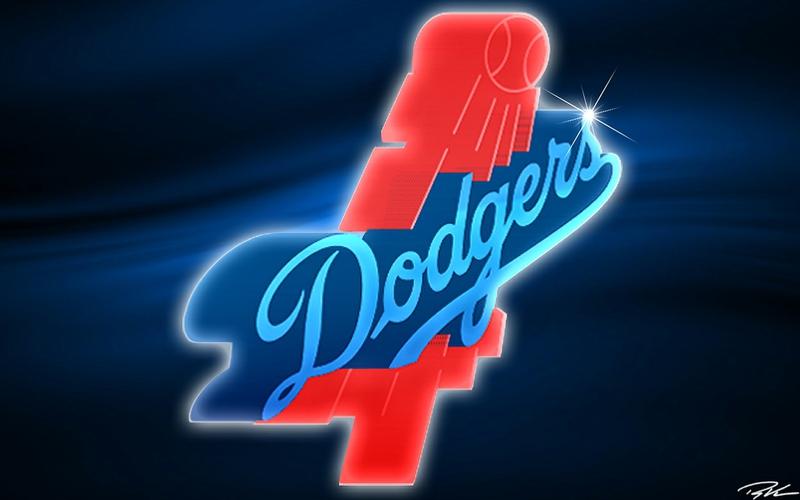 Wallpaper Computer For Baseball Los Angeles Dodgers PelautsCom 800x500