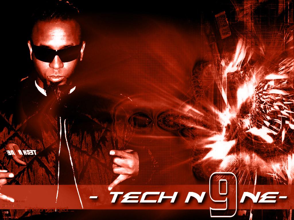 Strange Music Logo Wallpaper: Tech N9ne Wallpaper HD