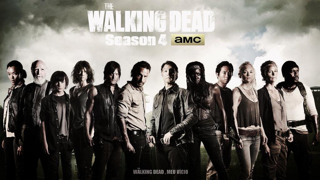 49+] Walking Dead Season 4 Wallpaper on WallpaperSafari