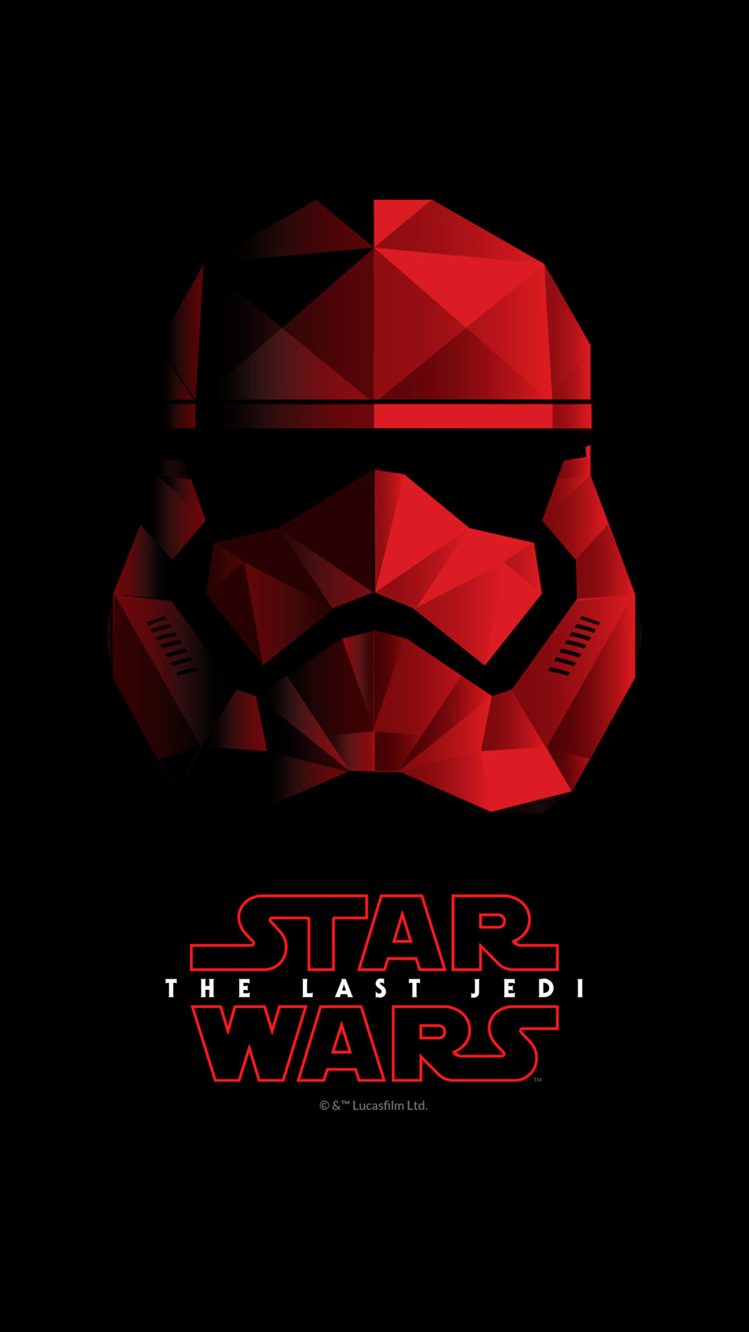 Star Wars Wallpaper for iPhone X 8 7 6   Download on 1080x1920