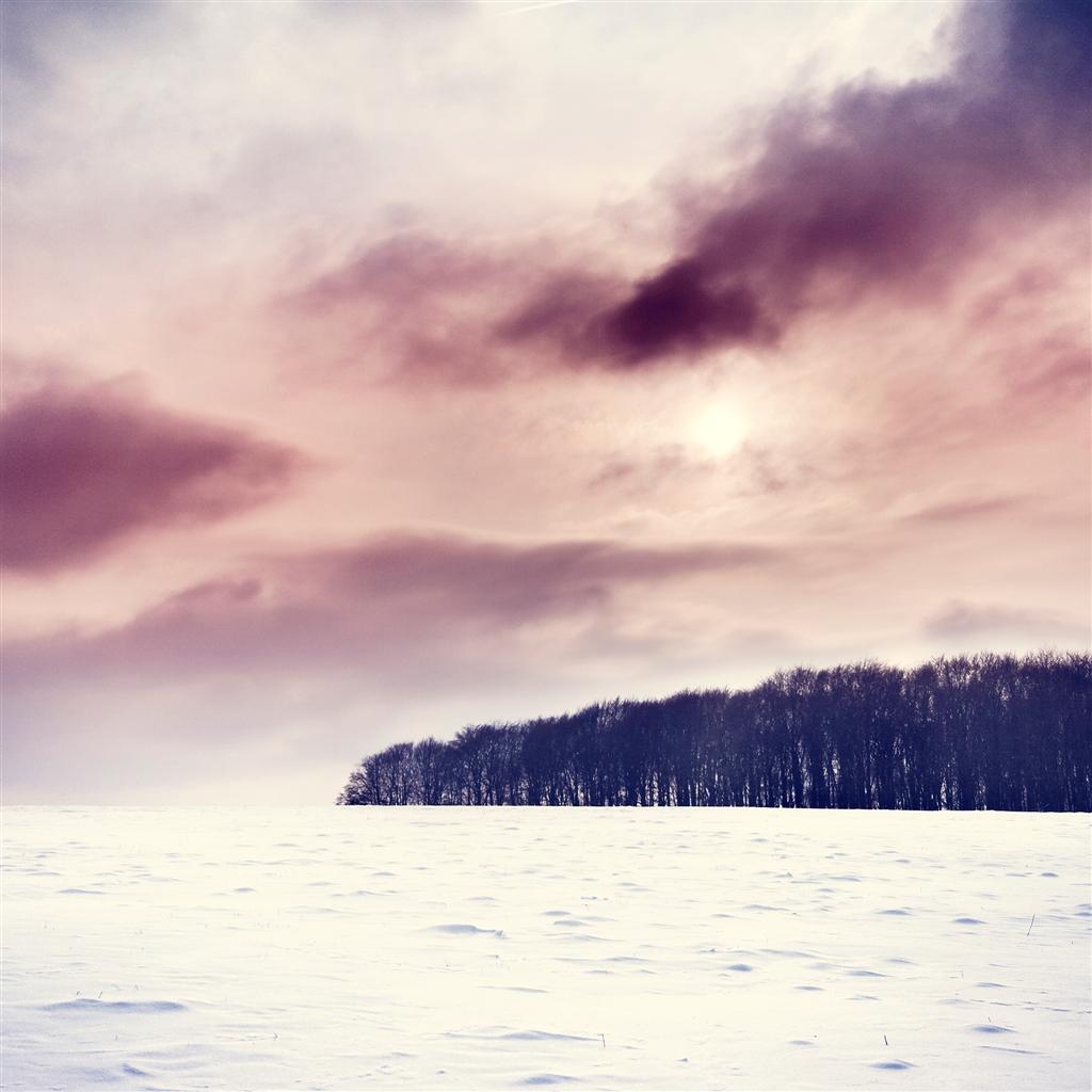 iPad Wallpapers Download 2012 Winter iPad Wallpapers Part I 1024x1024