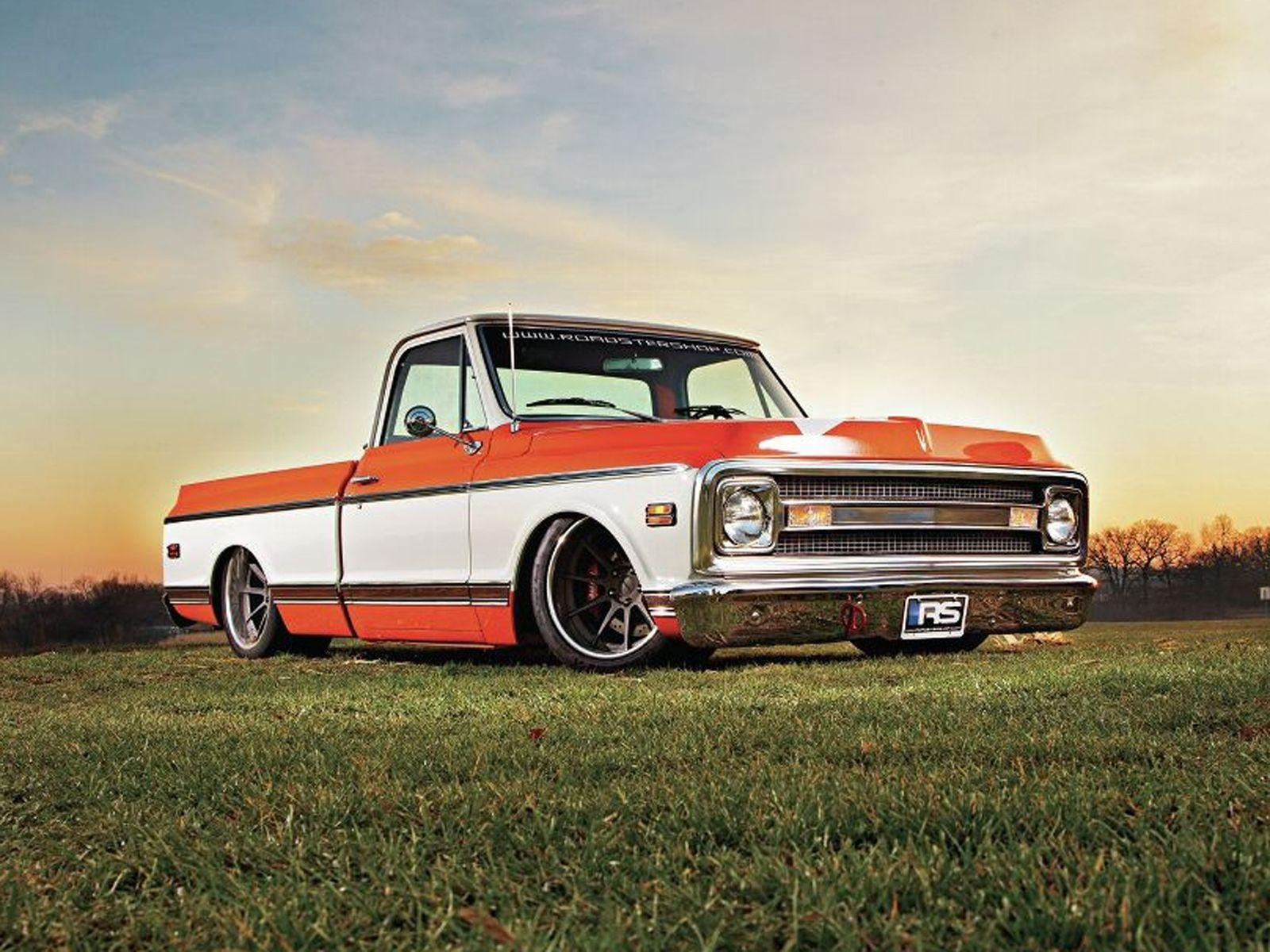 Old Chevy Truck Wallpapers Www Topsimages Com