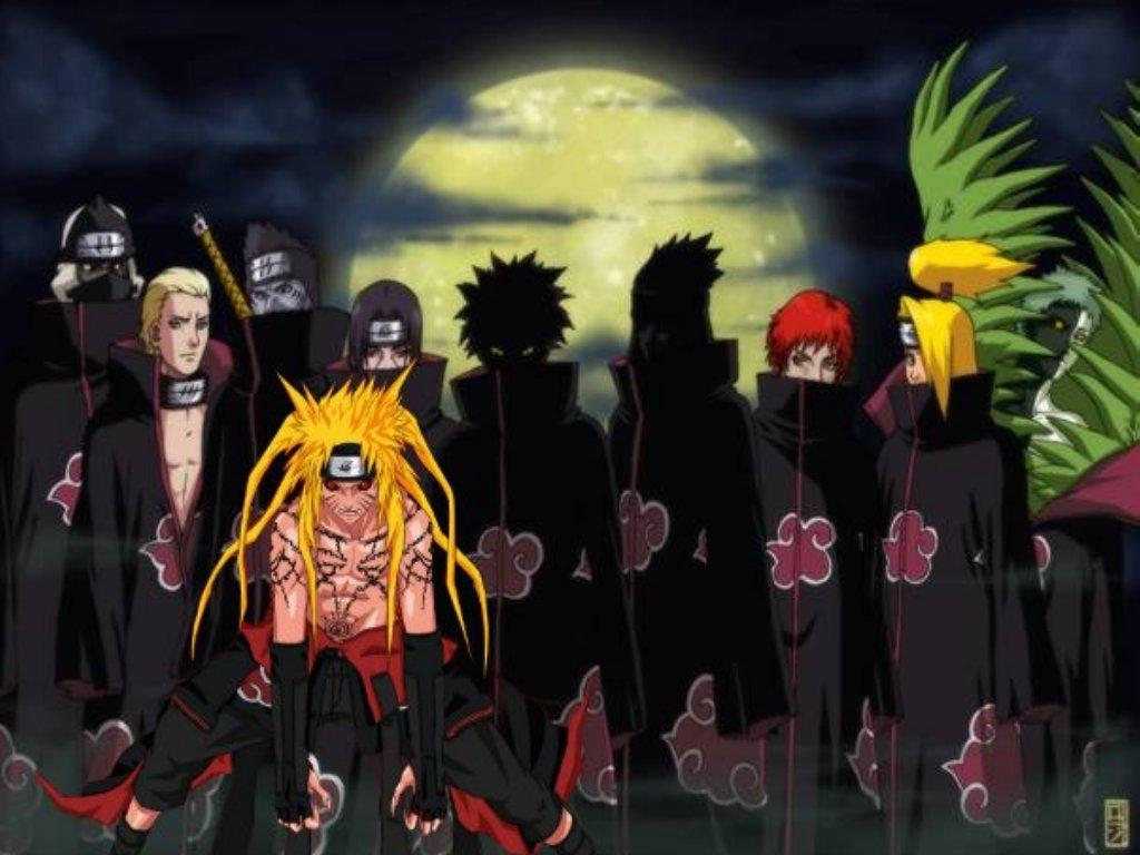 75 ] Naruto Background On WallpaperSafari