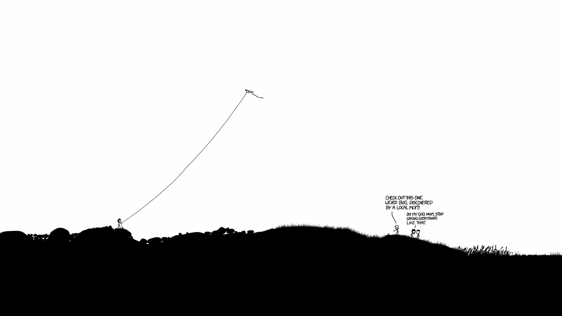 100 xkcd wallpapers collected from various sources   Album on Imgur 1920x1080