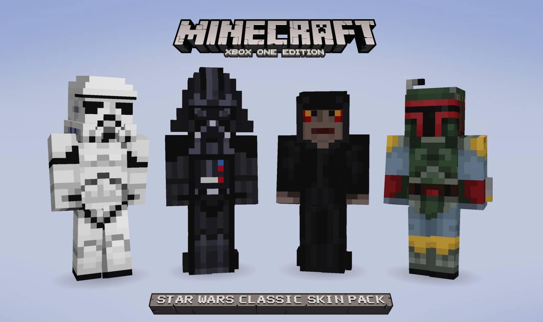 Starwars Minecraft Skins  Minecraft Skin