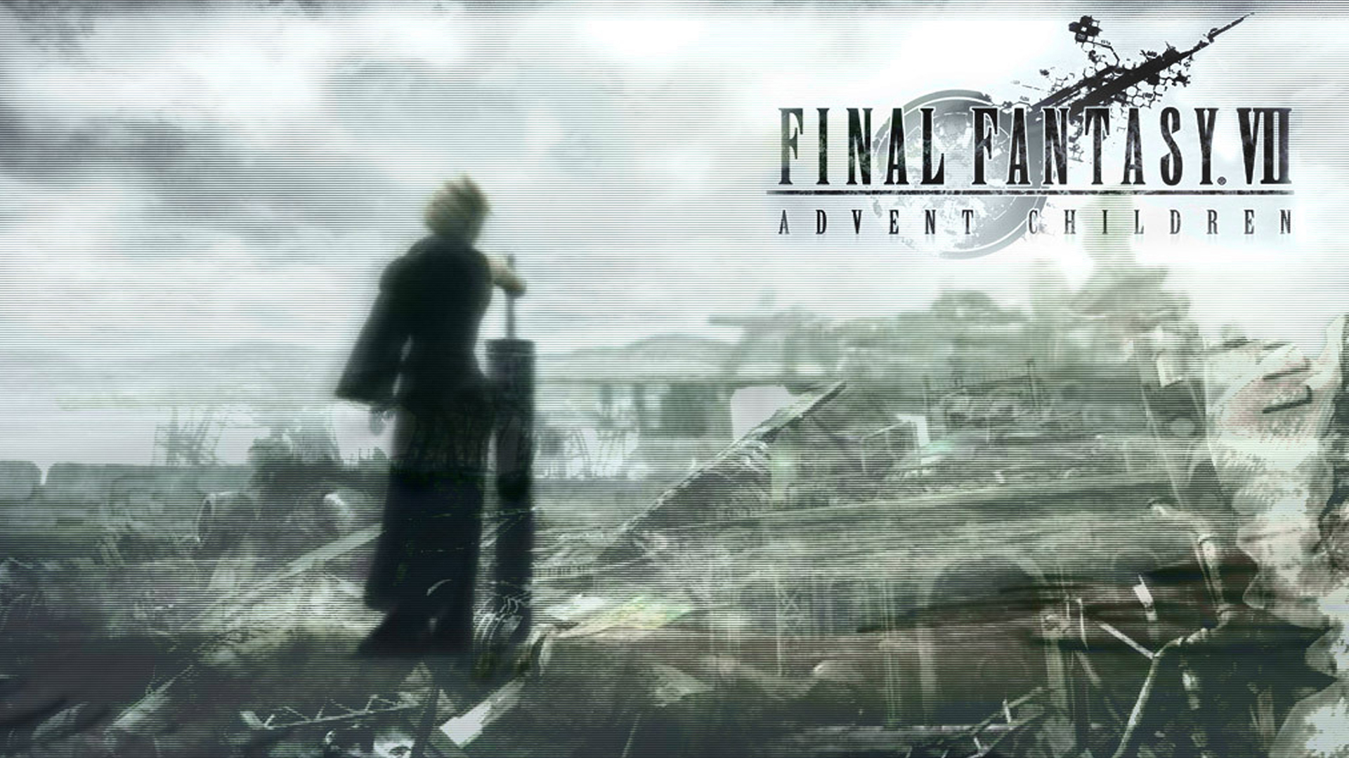 Final Fantasy Final Fantasy VII Final Fantasy VII Advent 1920x1080