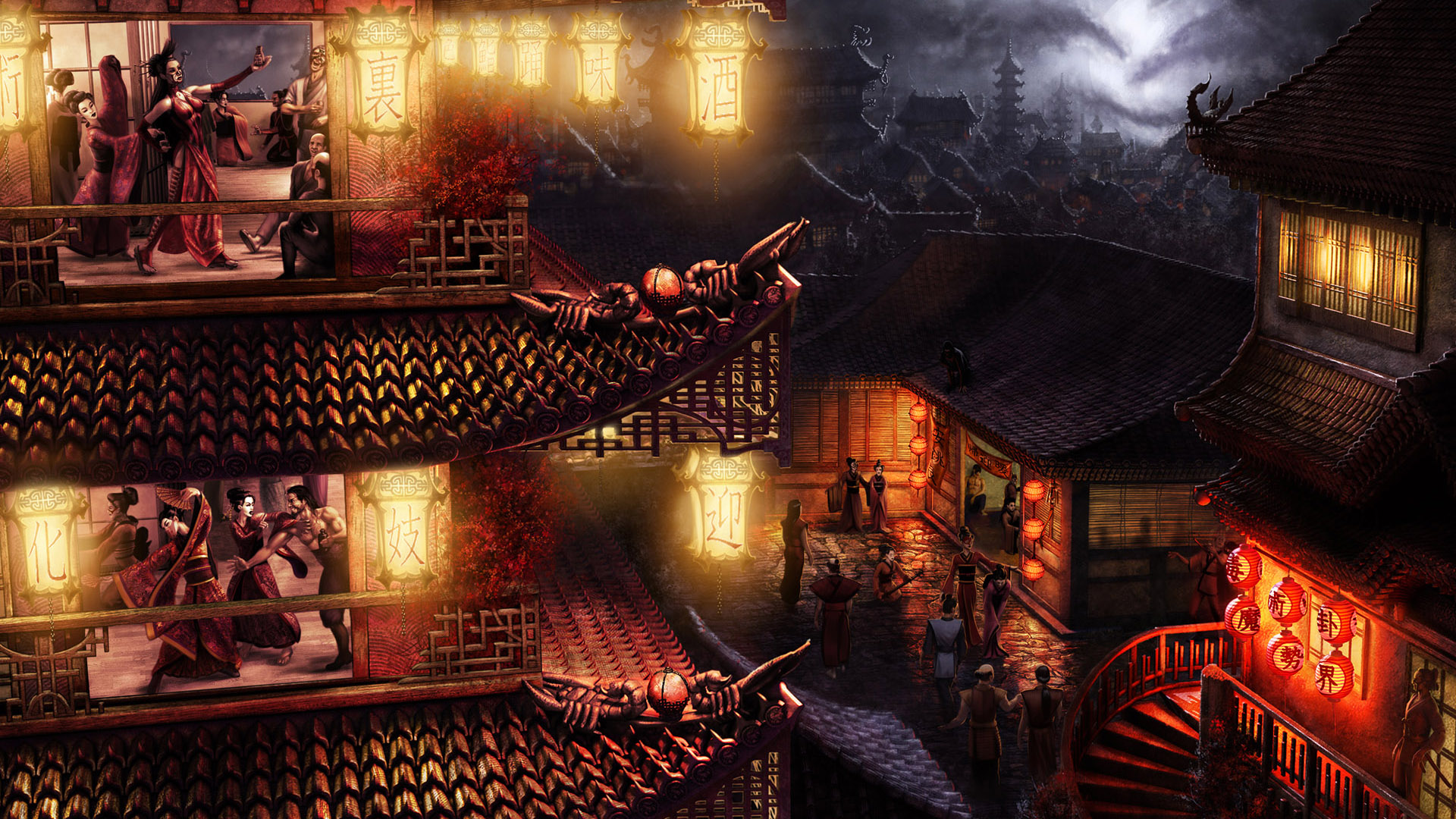 Cool Game Scenes Wallpapers HD Wallpapers 1920x1080